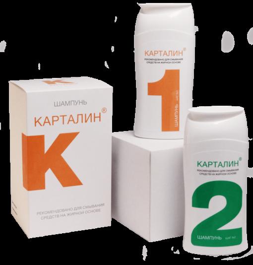 Шампунь Карталин Новая упаковка