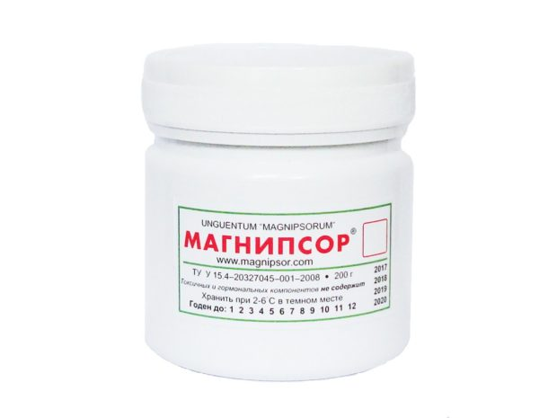 Купить мазь магнипсор в Москве