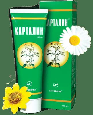 Купить крем Карталин от псориаза