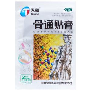 Купить Пластырь для лечения суставов Тяньхэ Гутонг Тегао