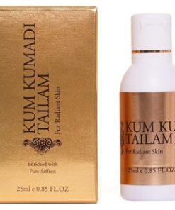 Купить Кумкумади Тайлам - аюрведическое масло для лица антивозрастное