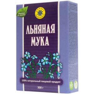 Купить Мука Льняная СМК 300 гр