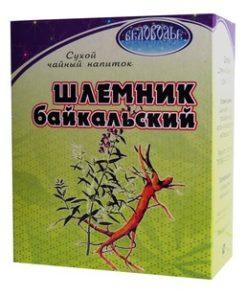 Шлемник байкальский (корень), 25 г