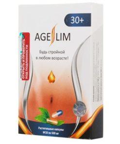 Купить AgeSlim 30+ интенсивное похудение