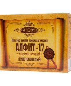 Купить Алфит 17 Гипотензивный