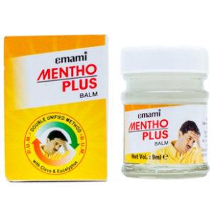 Купить МентоПлюс Стронг (Menthoplus) облегчающий бальзам