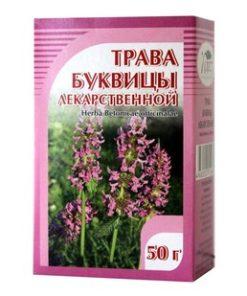 Буквица лекарственная (трава), 50 г