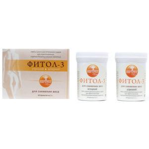 Купить Фитосбор Фитол-3 для снижения веса