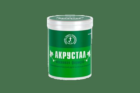Крем Акрустал Пихтовая Формула 65 мл.