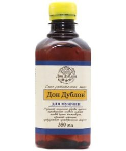 Купить Смесь масел Дон Дублон для повышения тестостерона