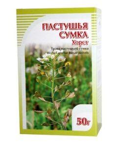 Пастушья сумка обыкновенная (трава), 50 г