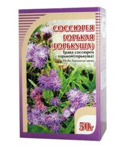 Соссюрея горькая, трава (братский трут), 50 г