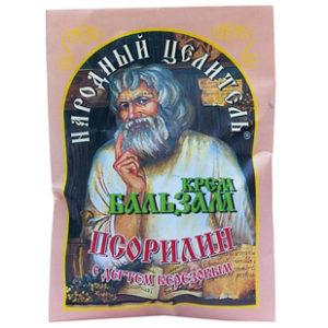 """Купить крем от псориаза и лишая """"Народный Целитель"""""""