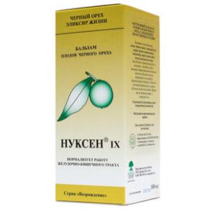 Купить Нуксен IX Желудочно-кишечный эликсир