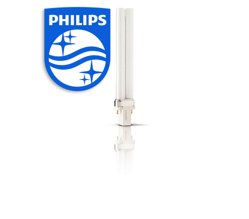 Лампа Philips 311 uvb PL-S 9W/52/2P Дермалайт ру
