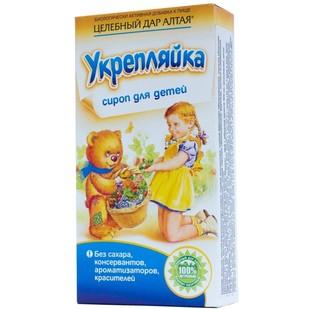 Купить Сироп для детей Укрепляйка