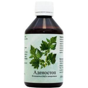 Купить Аденостоп - для лечения аденомы предстательной железы