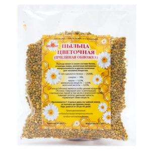 Купить Пыльцу цветочную (пчелиная обножка)
