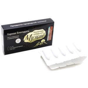 Купить Свечи от геморроя с мумиё