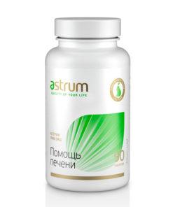 Аструм Лив-Эйд Помощь печени ASTRUM 90 таблеток