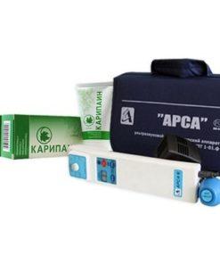 Купить готовый набор «АрсаФон» для лечения грыжи