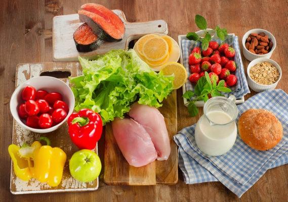 Как првильно питаться при псориазе ?