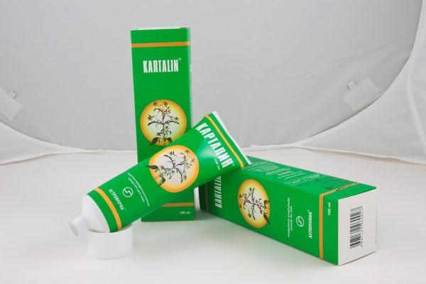 Продукция Карталин -избавьтесь от псориаза и дерматита