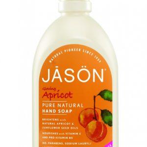 """Купить Мыло для рук JASON """"Абрикос""""/смягчающее"""