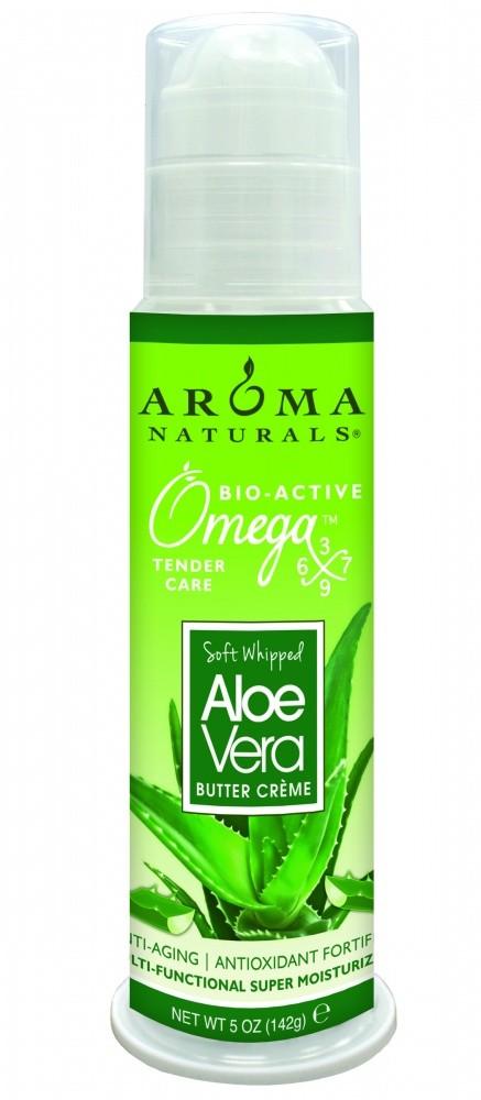 Купить Супер увлажняющий крем AROMA NATURALS с маслом алоэ