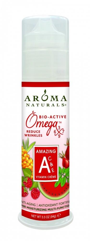 Купить Крем AROMA NATURALS с витамином А