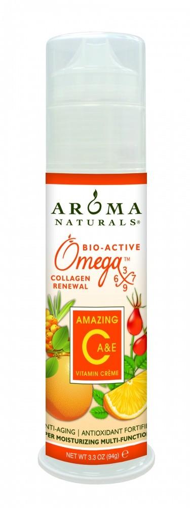 Купить Крем AROMA NATURALS с витамином С