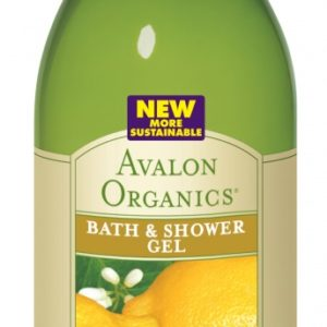 Купить Гель для ванны и душа AVALON ORGANICS с маслом лимона