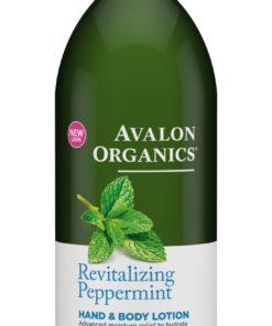 Купить Лосьон для рук и тела AVALON ORGANICS с маслом мяты