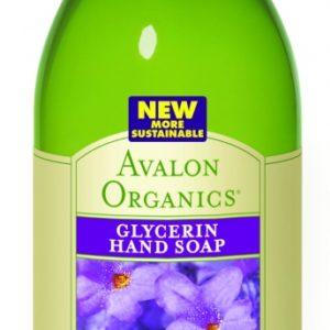 Купить Глицериновое мыло AVALON ORGANICS с маслом лаванды