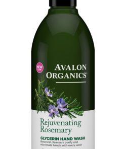 Купить Глицериновое мыло AVALON ORGANICS для рук с маслом розмарина