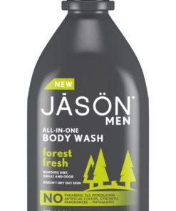 Купить Гель для душа JASON «Лесная свежесть»