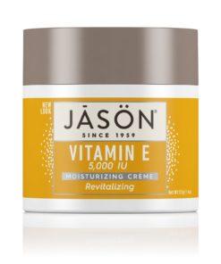Купить Крем JASON с витамином Е 5000 МЕ /восстанавливающий/