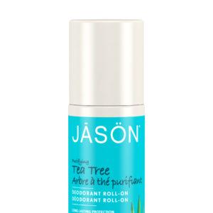 Купить Шариковый дезодорант JASON «Чайное Дерево» /очищающий