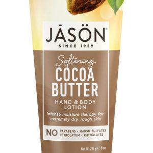 Купить Лосьон JASON с маслом какао/смягчающий
