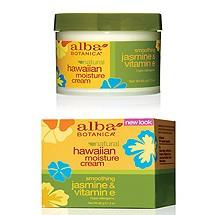 Купить Гавайский увлажняющий крем ALBA BOTANICA Жасмин&Витамин Е
