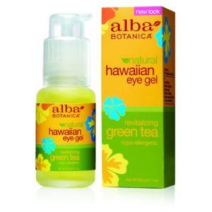 Купить Гель для кожи вокруг глаз ALBA BOTANICA Зеленый Чай