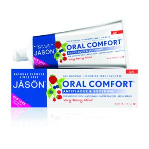 Купить Зубная паста JASON с коэнзимом Q10