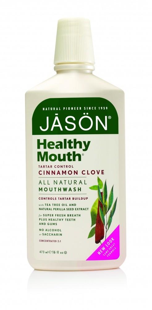 """Купить Ополаскиватель для полости рта JASON """"Чайное дерево"""""""