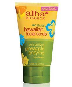 Купить Гавайский скраб для лица ALBA BOTANICA