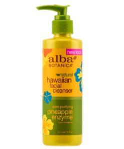 Купить Гавайское очищающее средство для лица ALBA BOTANICA