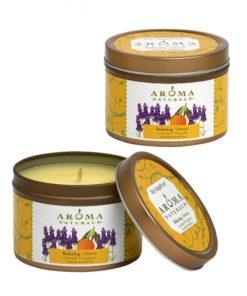 Купить Свеча AROMA NATURALS «Релакс»