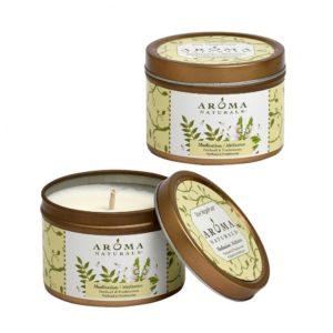Купить Свеча AROMA NATURALS «Медитация»