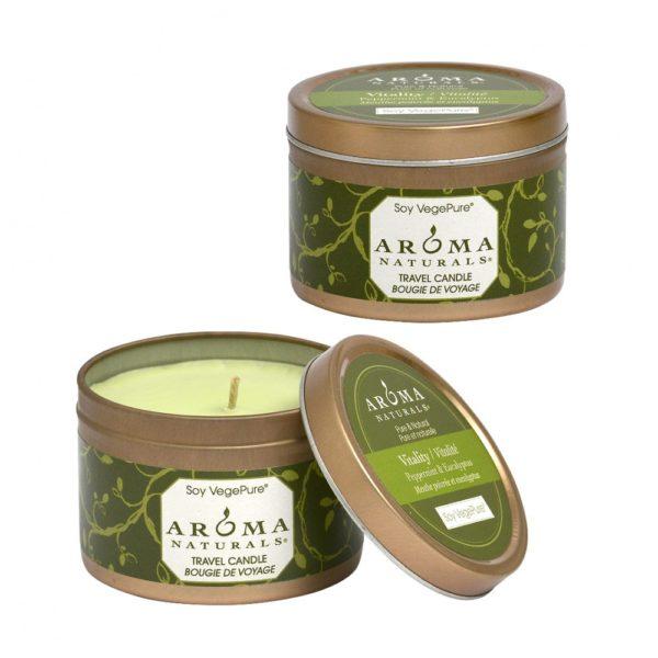 Купить Свеча AROMA NATURALS «Оживление»