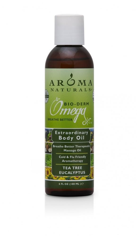 """Купить Терапевтическое масло """"Облегчение дыхания"""" AROMA NATURALS / ароматерапия гриппа и простуды"""