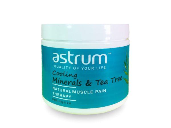 Купить Минеральный охлаждающий гель с маслом чайного дерева, ASTRUM